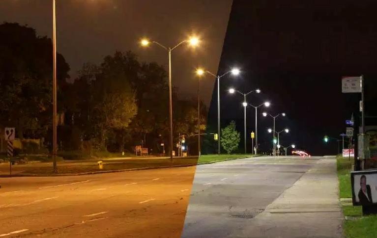 Impianto di pubblica illuminazione