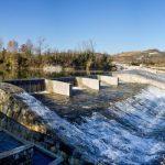 Impianto idroelettrico, Santa Vittoria d'Alba