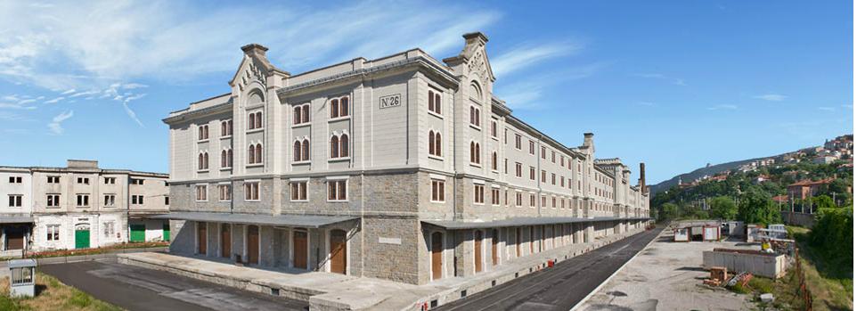 Porto Vecchio, Trieste