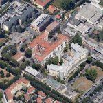 Riqualificazione dell'area ex Ospedale Campo di Marte, Lucca