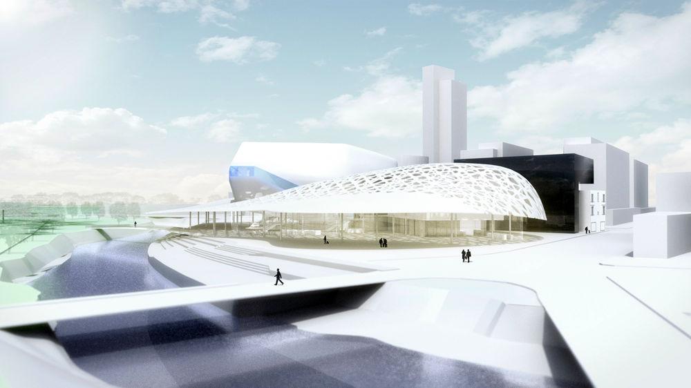 progetto auditorium padova klaus kada-2